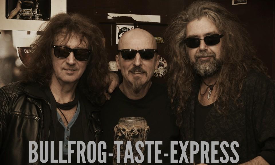 Bullfrog Taste Express